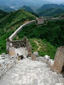 China entdecken: die Chinesische Mauer