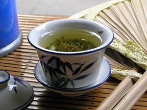 Tee bekommen Sie in China an jeder Ecke
