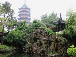 Die Gärten von Suzhou