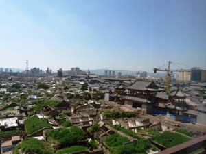 Die Stadt Datong