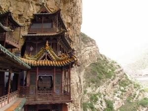 Das Hängende Kloster von Datong
