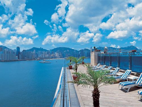 Komfortables Hotel in Hong Kong