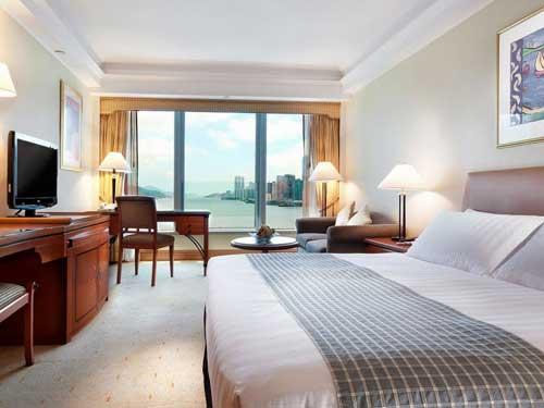 Hong Kong Reise; Hotel