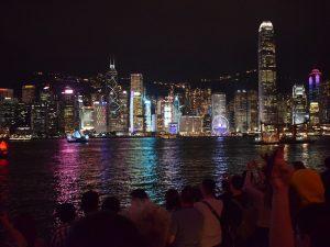Hong Kong reise Skyline