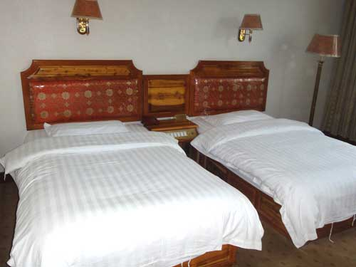 Zimmer Langmusi Hotel