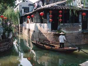 Suzhou und Tongli