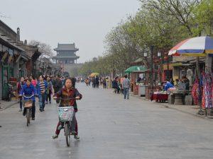 Gemütliches Pingyao zwischen Peking und Xi'an