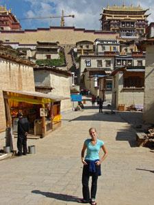 Tibet so nah - unterwegs in den Gassen von Zhongdian