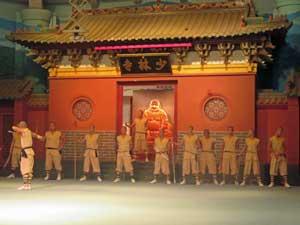 China Sehenswürdigkeiten: Dengfeng Kloster