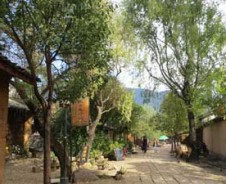 Shaxi – Marktplatz der alten Seidenstraße