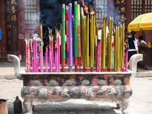 im Zhenguo Tempel