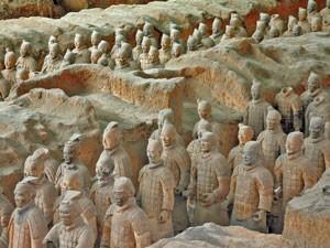 Terrakotta-Armee von Xi´an - China Rundreise in 3 Wochen