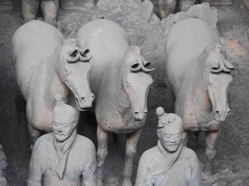 Terrakotta Armee China