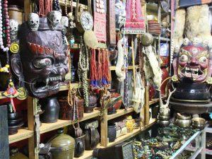 Souvenirs in Xiahe