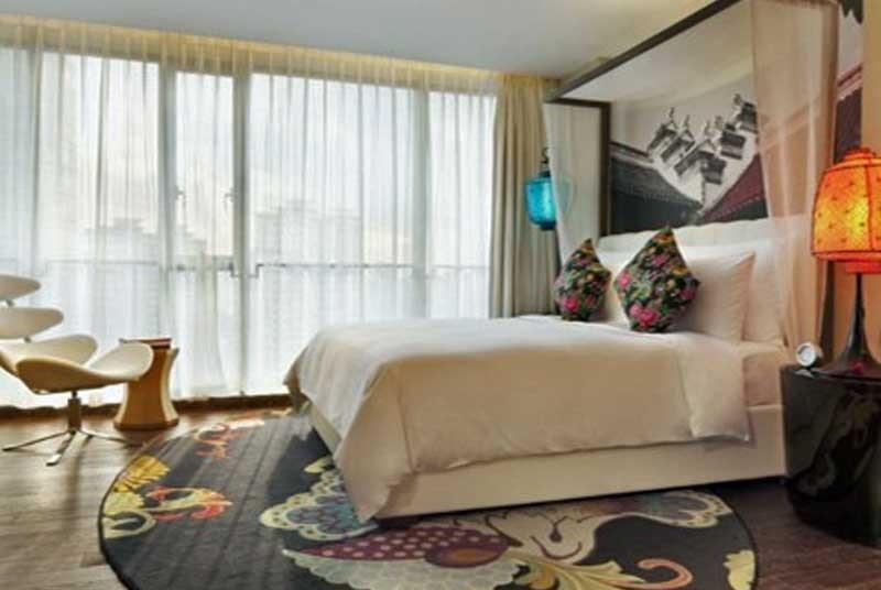 Moderne und komfortable Zimmer