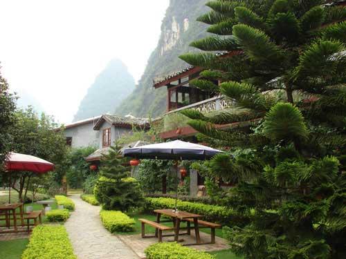 Yangshuo Unterkunft