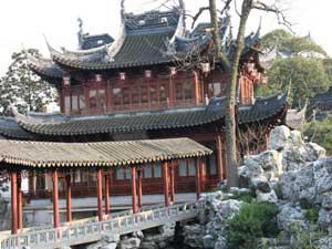 JJade Buddha Tempel ist ein beliebtes Ausflugsziel bei Touristen und Chinesen