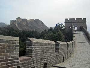 chinesische Mauer bei Beijing