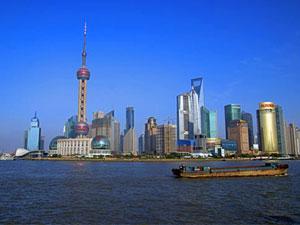 Shanghai Pudong - das moderne Shanghai