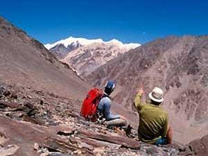 Ausblick in Tibet