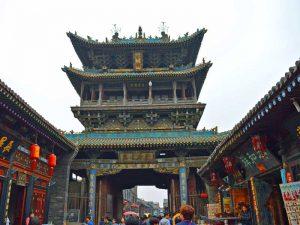 Reiseberichte China: im Zentrum von Pingyao