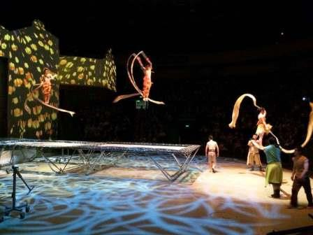 China Sehenswürdigkeiten: Shanghai Akrobatik Show