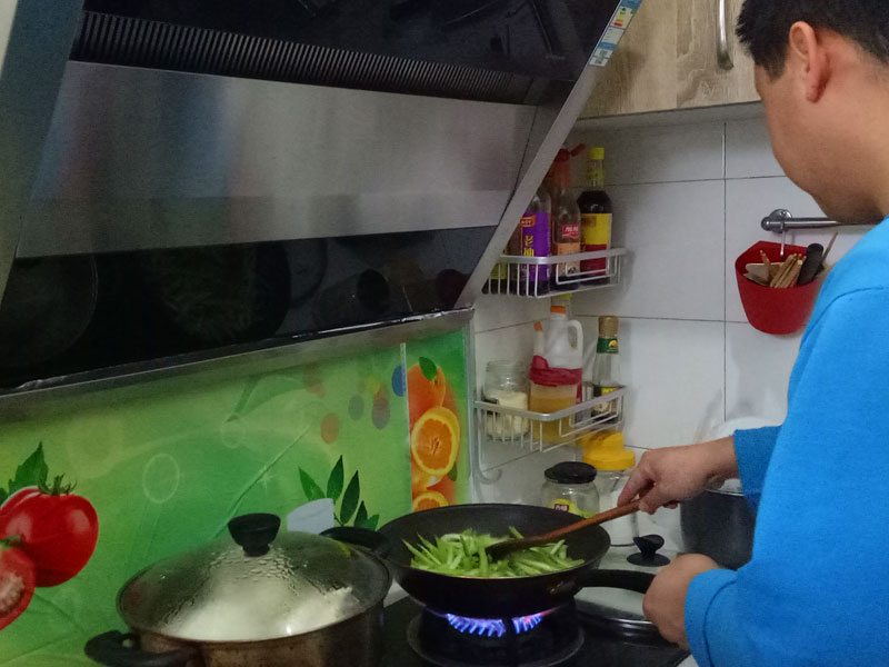 China Sehenswürdigkeiten: Peking Kochkurs