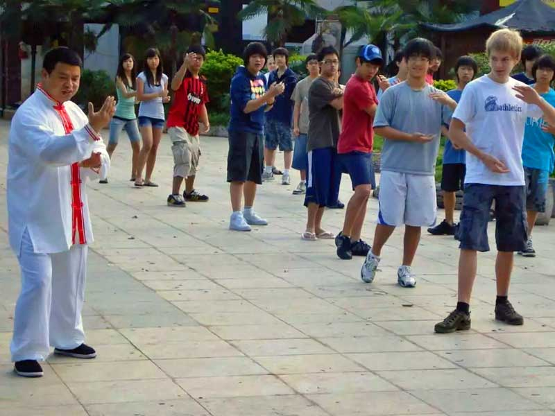 Südchina Ausflüge: Kung Fu in Yangshuo