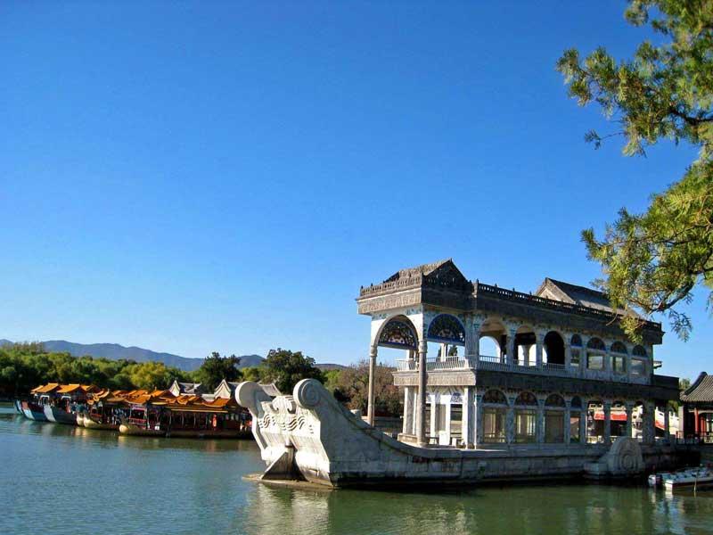 China Sehenswürdigkeiten: Der Sommerpalast