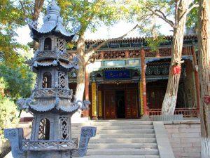 Tempel des Großen Buddhas