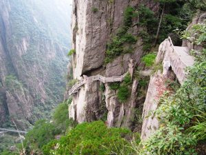 huangshan berge china Reiseberichte China