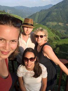 china reisterrassen longsheng pingan Reiseberichte China