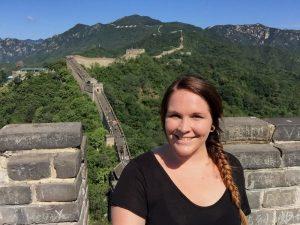 China mit dem Zug - Erkundung der Chinesischen Mauer