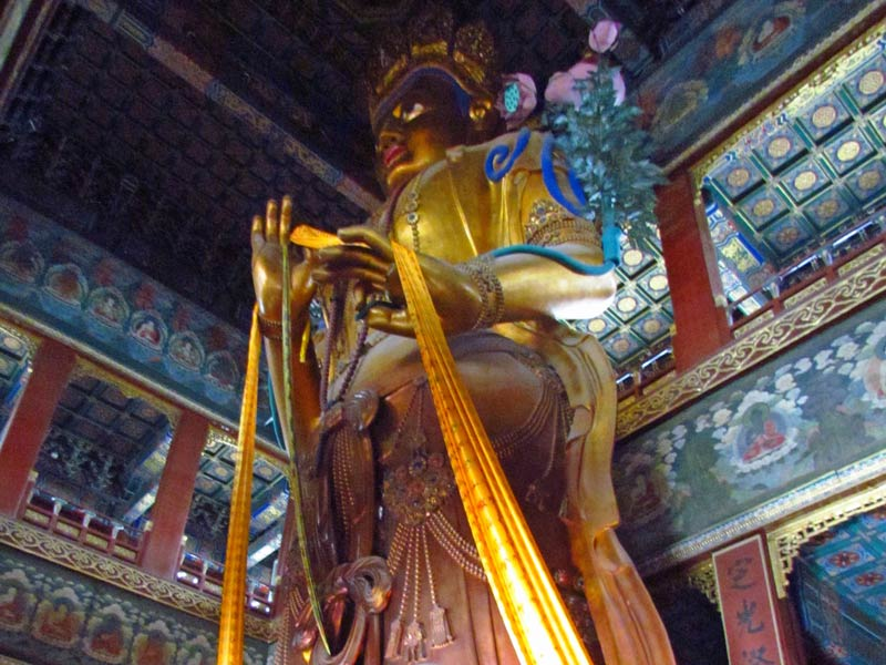 Lama Tempel in Peking
