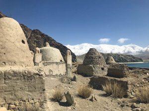 Faszinierende Landschaften entlang des Karakorum Highways