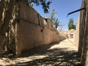 Kashgar Altstadt