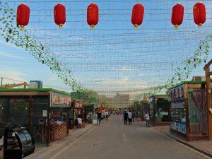 Turpan Nachtmarkt