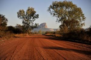 On the road again - Zuid-Afrika