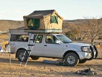 4WD-tent-Zuid-Afrika