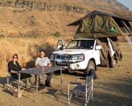 4x4 reizen - avontuurlijk door Afrika