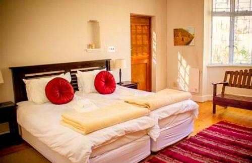 Oudtshoorn guesthouse kamer