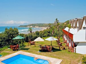 Beach lodge Cintsa