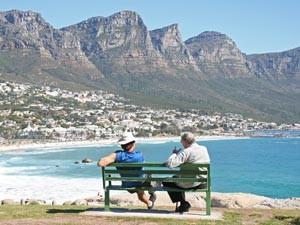 Zuid-Afrika reis: Camps Bay