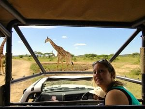 Hluhluwe game drive