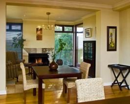 Knysna comfort guesthouse lounge