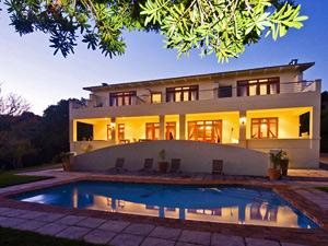 Zwembad Knysna comfort guesthouse