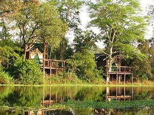 Mozambique rivier lodge