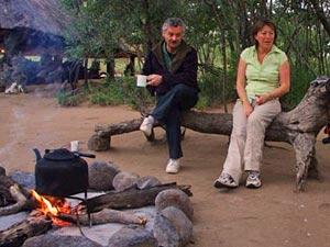 Overnachting tijdens je Krugerpark safari