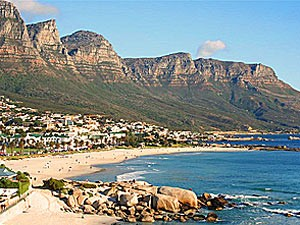 Strand Camps Bay Kaapstad