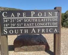 Een dag bij Cape Point